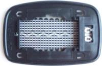 Ford Escort MK6/7 [94-01] Clip In Heated Wing Mirror Glass